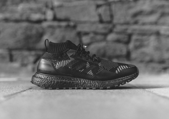 Ronnie Fieg Collaborates With Nonnative For An adidas Ultra BOOST Mid
