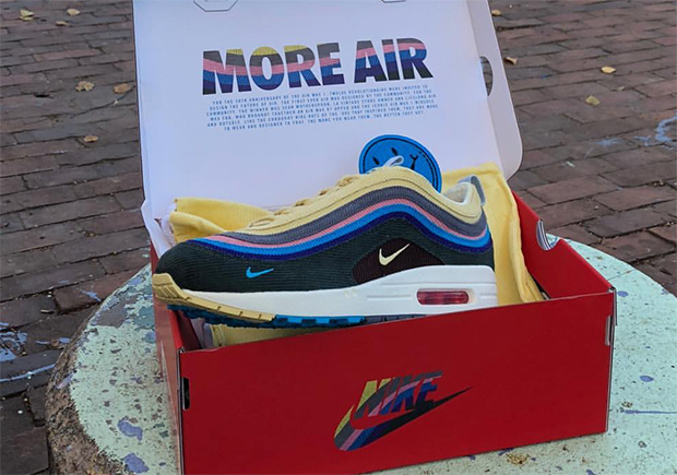 brand new 9ce46 2c035 Sean Wotherspoon Nike Air Max 97/1 Release Postponed ...
