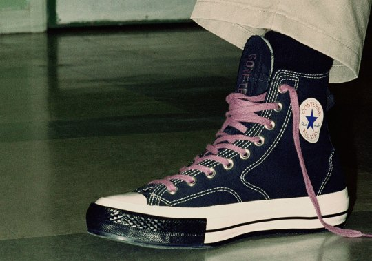 Slam Jam And Converse Collaborate On New Urban Utility Line And Chuck Taylor 70's