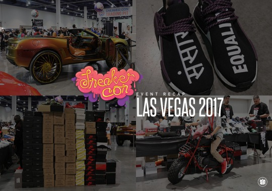 Sneaker Con Las Vegas 2017 Event Recap