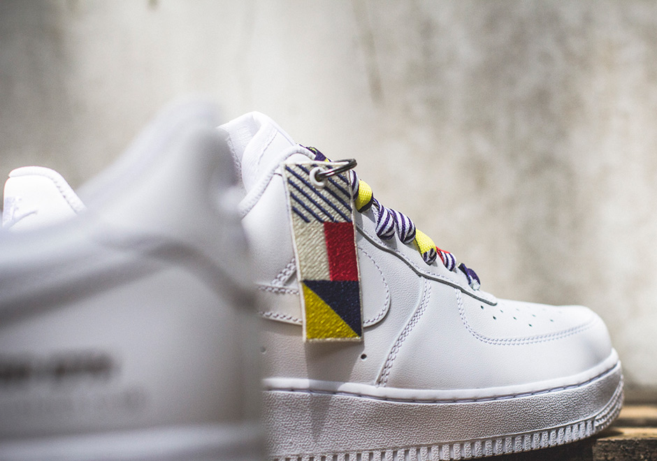 Sneakers BR Nike Air Force 1 Challenger Club |
