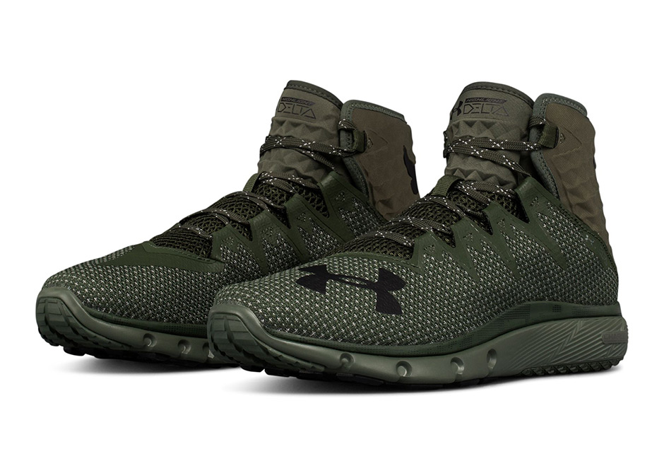 new arrival 4c134 cccae The Rock x Under Armour Project Rock Delta Available Now ...
