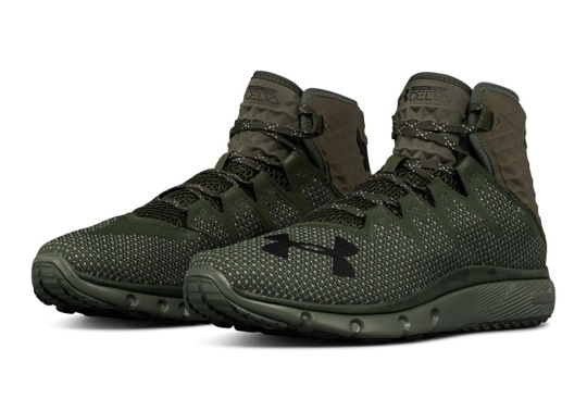 The Rock's Under Armour Project Rock Delta Signature Drops In Three Colorways