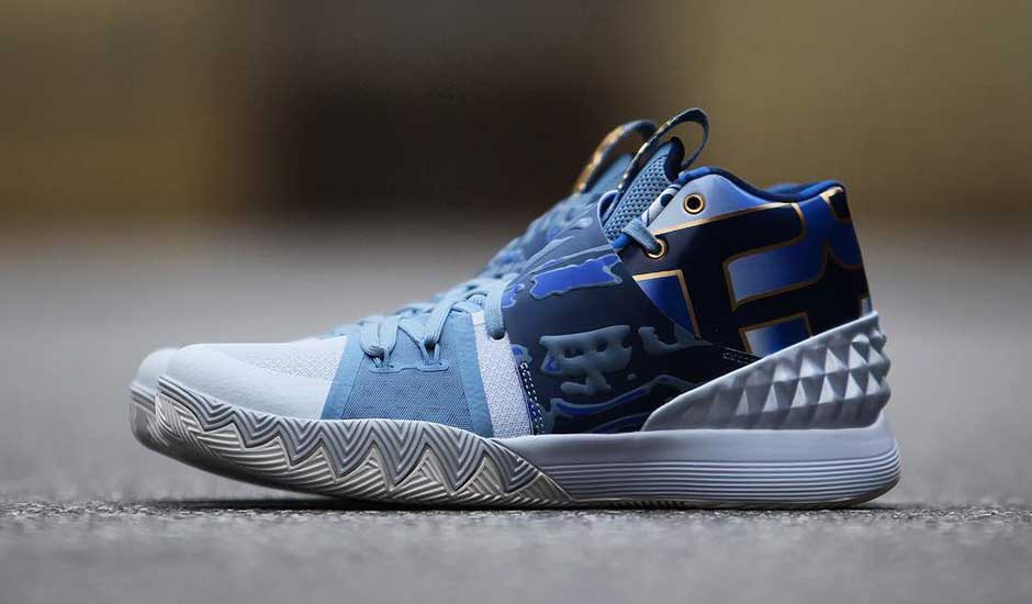 buy online af79f 5a90f Detailed Look At The Nike Kyrie S1HYBRID