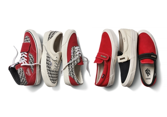Detailed Look At The Complete Fear Of God x Vans Vault Collection