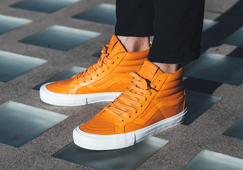"Vans Vault ""Stitch And Turn"" Pack Available In Four Options"