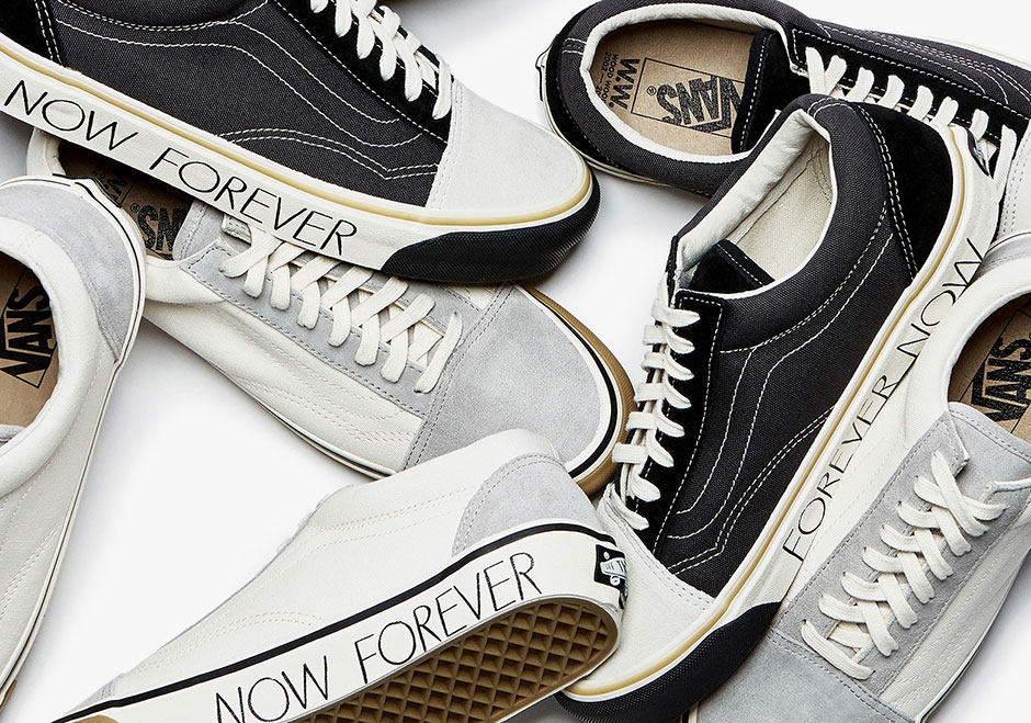 c10aa179dbf1 The Danish clothing brand WOOD WOOD is partnering up with Vans to create  two truly unique takes on the iconic Old Skool silhouette