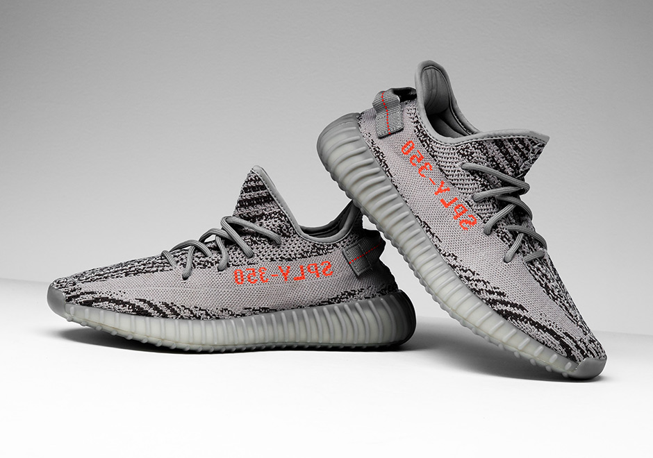 Yeezy Boost 350 v2 Beluga 2.0 Grey Orange Complete Release Info ... 57bc9364a