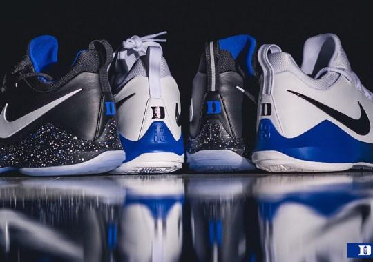 Duke Blue Devils Reveal Nike PG 1 PE