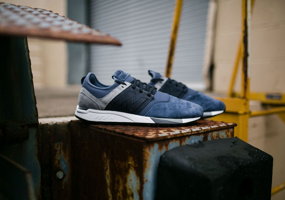 new balance 247 luxe navy