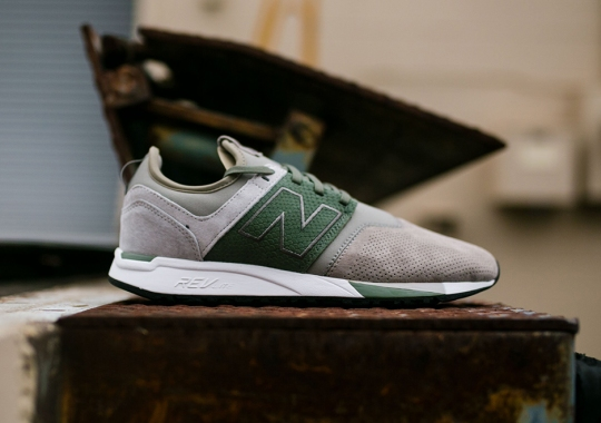 """New Balance 247 """"Perforated Suede"""" Pack Arrives In Time For Winter"""