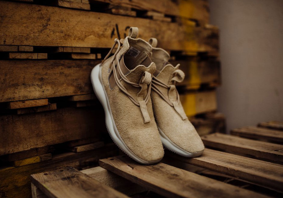 ce98681b4639 Reebok x 58 Bright St. DMX Beta 10. AVAILABLE FROM RCK  225. Color   Beige Sandstone Chalk