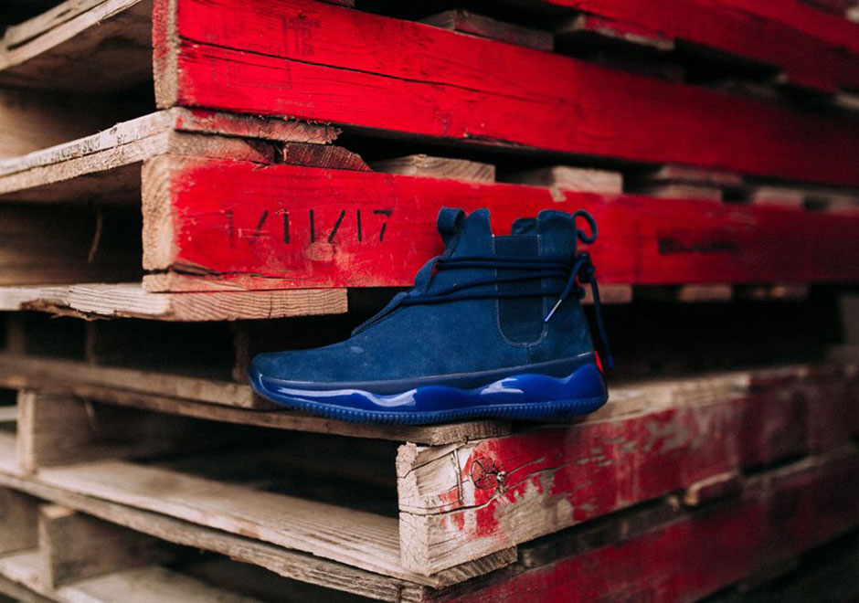 c540a53e21b7 Reebok x 58 Bright St. DMX Beta 10. AVAILABLE FROM RCK  225. Color   Collegiate Navy Cobalt Scarlet