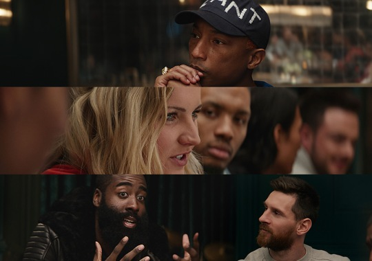 "adidas Gathers 25 Of The Biggest Names In Sports And Pop Culture For ""Calling All Creators"" Spot"