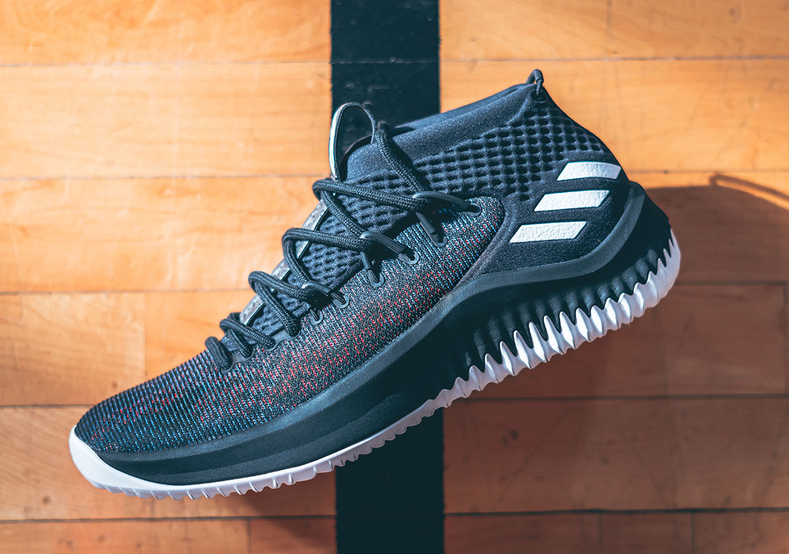 separation shoes 0235a 5f84e adidas Dame 4. Release Date December 15th, 2017