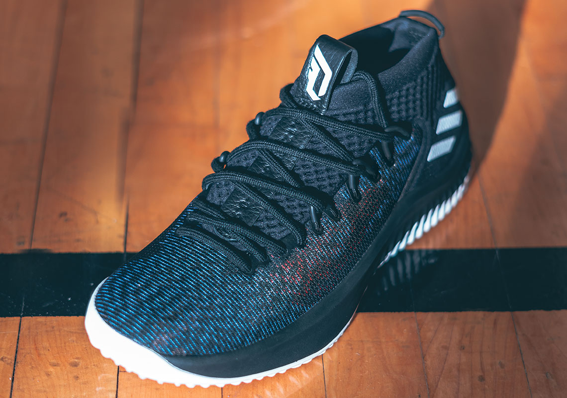 new concept 17345 6e2ac adidas Dame 4. Release Date December 15th, 2017 115. Style Code CQ0477.  show comments