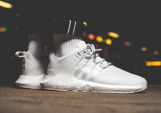 On-Foot Look At The adidas EQT Support 93/17 With Gore-Tex