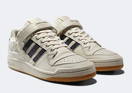 adidas Has Four New Forum Lo Offerings For The New Year