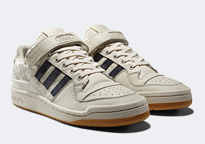 adidas Has Four New Forum Lo Offerings For The New Year e45dfc2ec