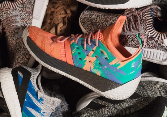 adidas Reveals The Harden Vol. 2