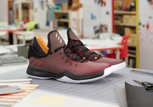 "adidas Hoops To Release James Harden Shoe Designed By ""Lace Up"" YouTube RED Series Winners"