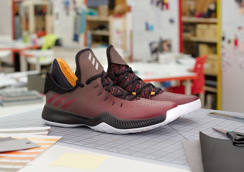 """best sneakers bf22b a846a adidas Hoops To Release James Harden Shoe Designed By """"Lace Up"""" YouTube RED  Series Winners"""