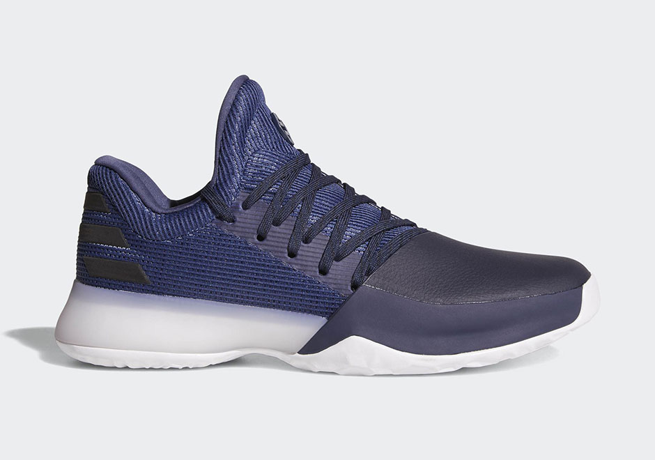 c9f318c32e82 adidas Harden Vol. 1 Coral AH2119 Navy AH2120 Release Date + ...