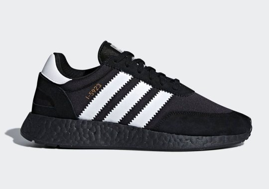 Black BOOST Returns To The adidas Iniki Runner