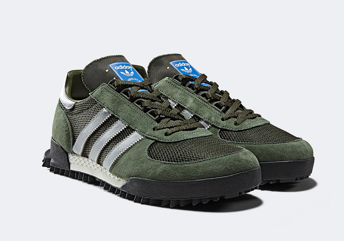 Adidas Marathon 10 Tr Verde AaXReh