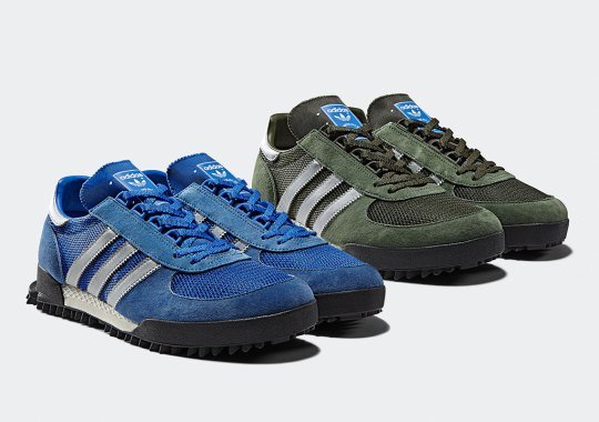 "0a1cac70a0d10b adidas Originals Re-issues The Marathon TR OG With The ""Epochal Pack"""