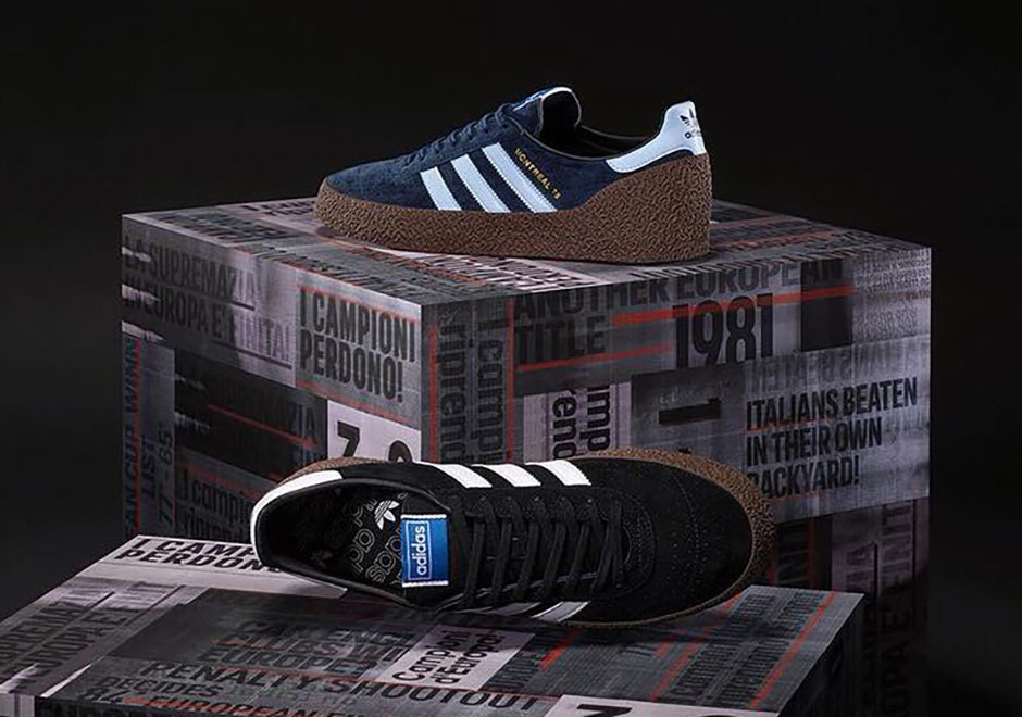adidas Originals Reissues The Montreal In Its Original Form