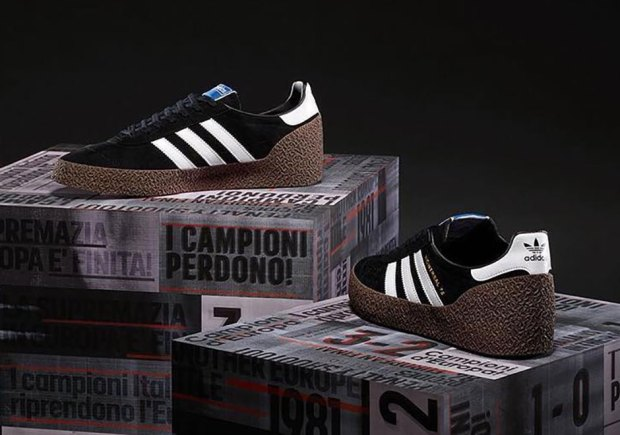 adidas Montreal 76 Returns In Black And Navy - Release Details + ... f42b603caae7