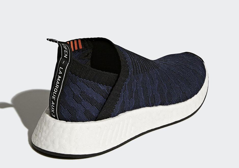 7c61e8a69af adidas NMD CS2 Navy/Black CQ2038 Release Info | SneakerNews.com