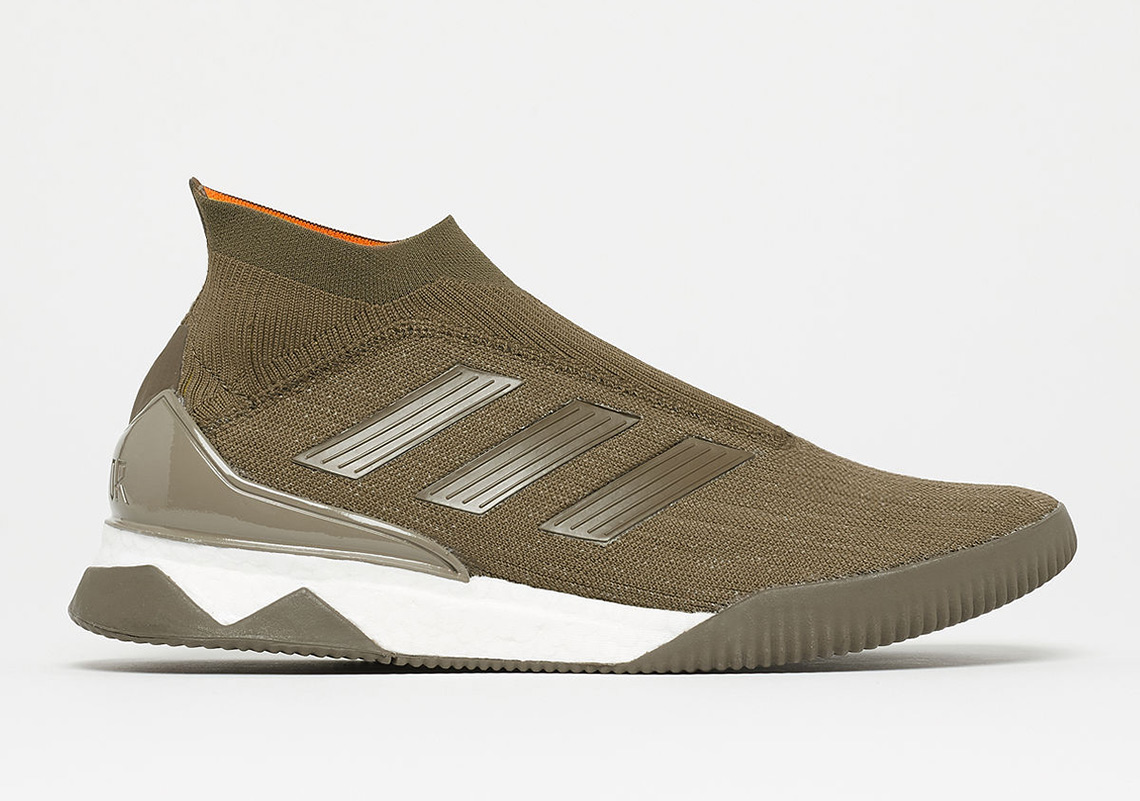 Santuario Investigación ignorar  The adidas Predator Tango 18+ TR Is Coming Soon In Olive   SneakerNews.com