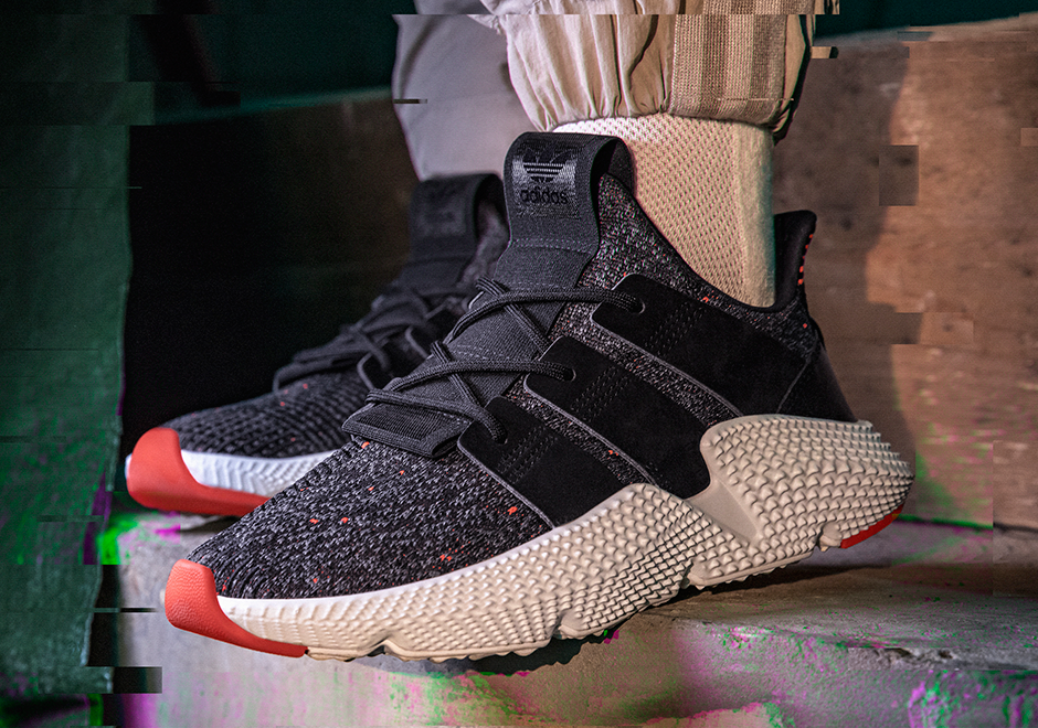 adidas is finishing off its 2017 campaign with the introduction of the  brand new Prophere silhouette – a design that features a bold sculpted  midsole with a ...