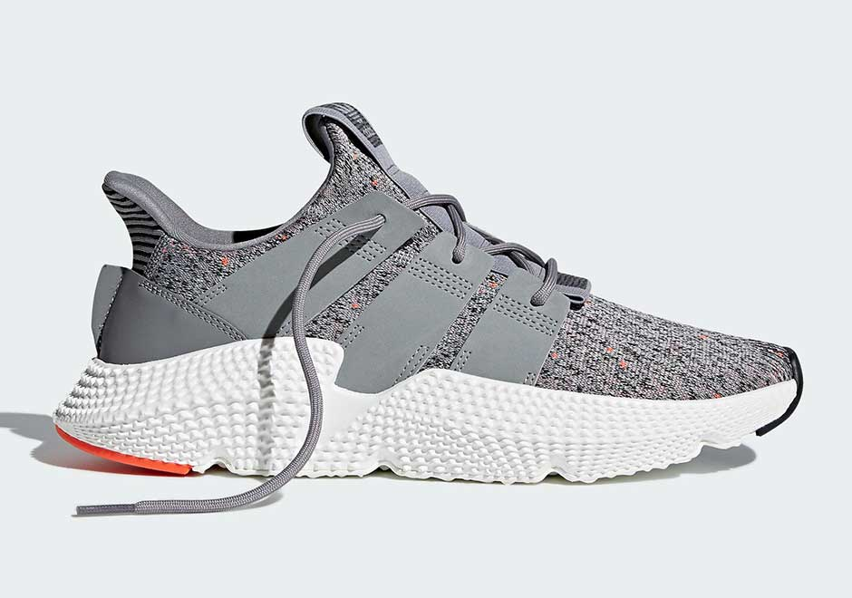 The adidas Prophere Is Releasing In Grey