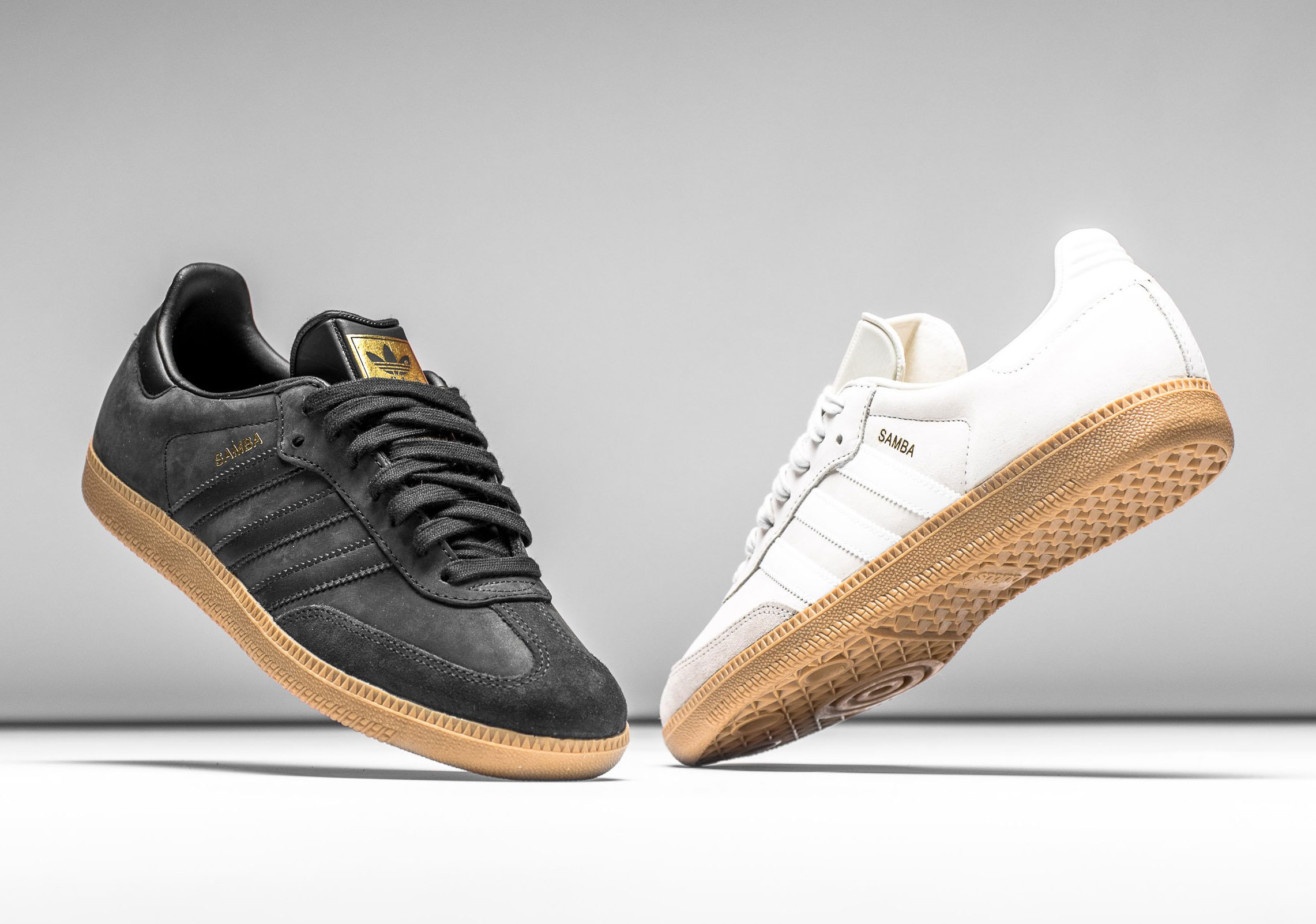 adidas Originals Brings Back The Samba OG In Two Gum-Soled Options