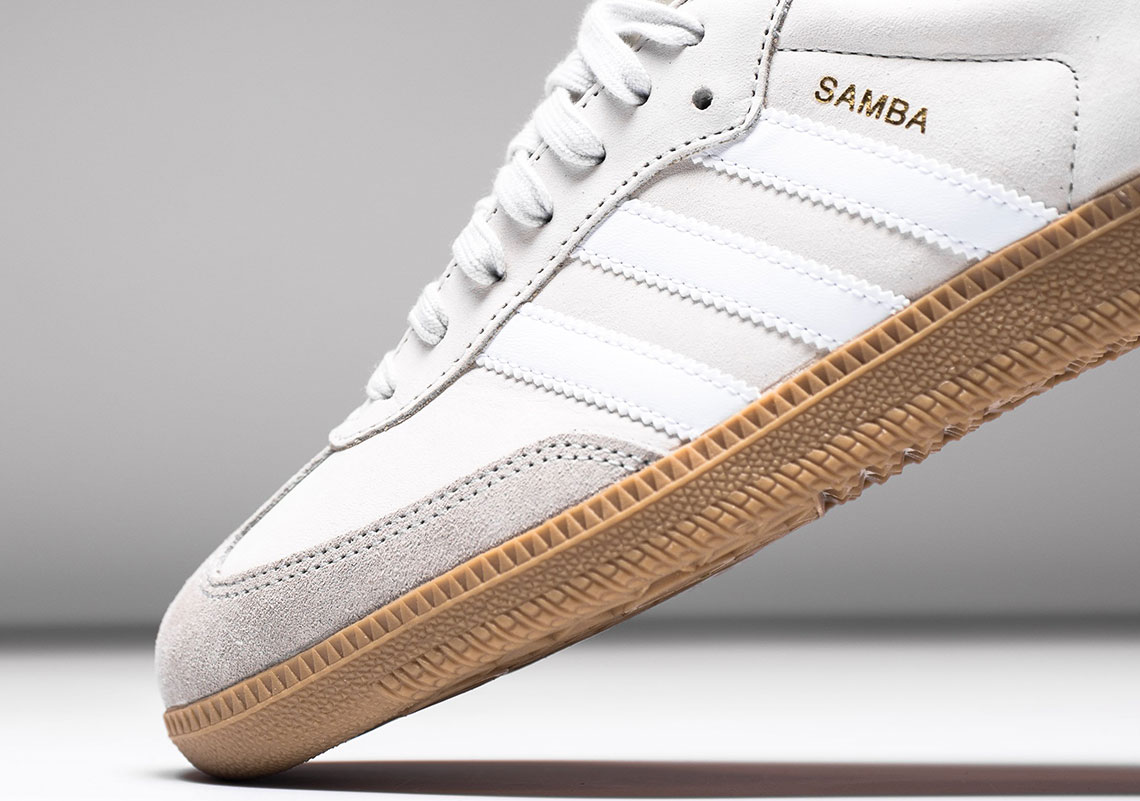 adidas Originals Brings Back The Samba OG In Two Gum-Soled Options ... 611b7ef9075c