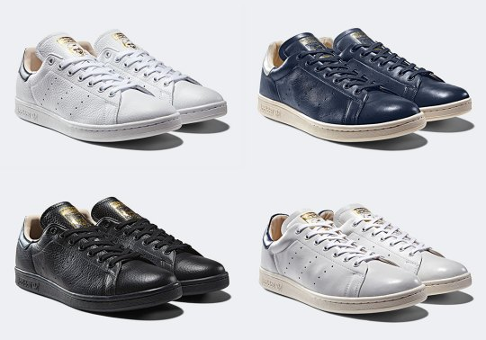 "adidas Originals Unveils The Stan Smith ""Royal Pack"""