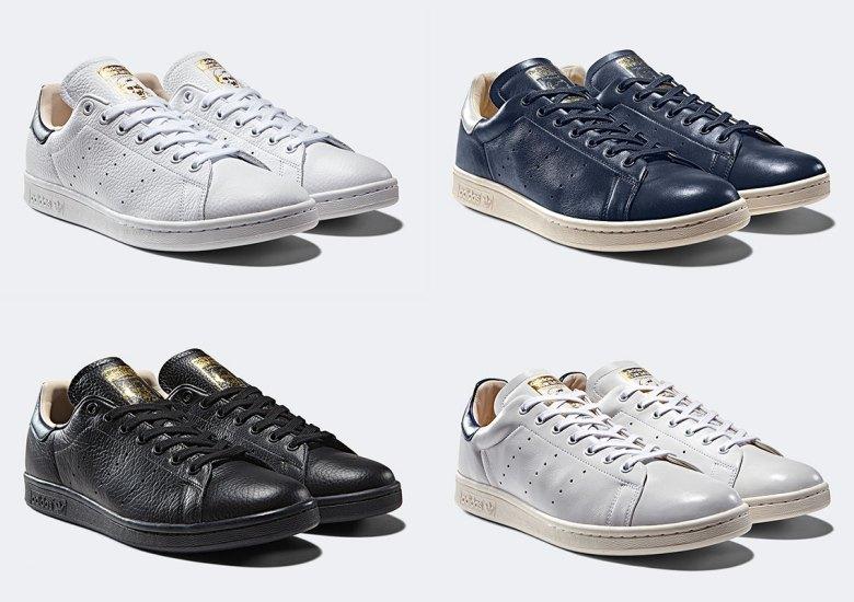 "sale retailer 3965b 84001 adidas Originals Unveils The Stan Smith ""Royal Pack"""