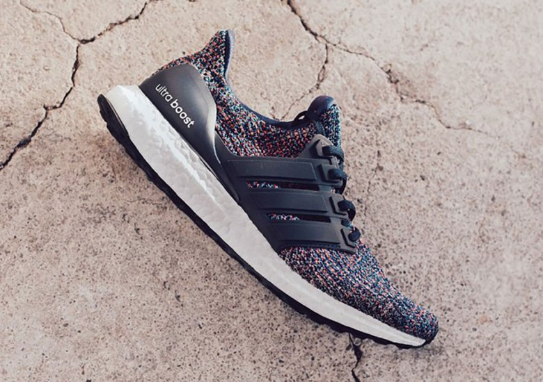 cheap for discount 5831d 86ef8 adidas Ultra Boost 4.0 Core Navy Multi-Color Available Now + ...