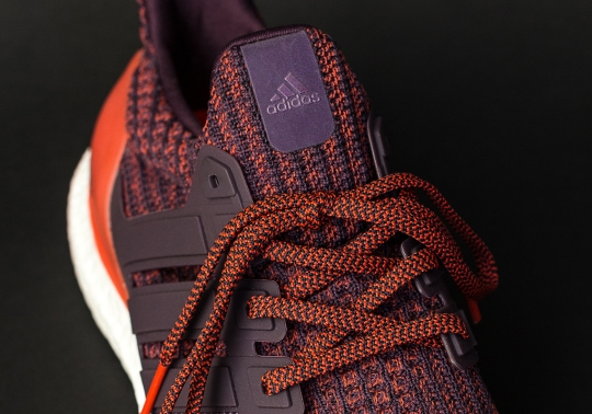 "First Look At The adidas Ultra Boost 4.0 ""Maroon"""