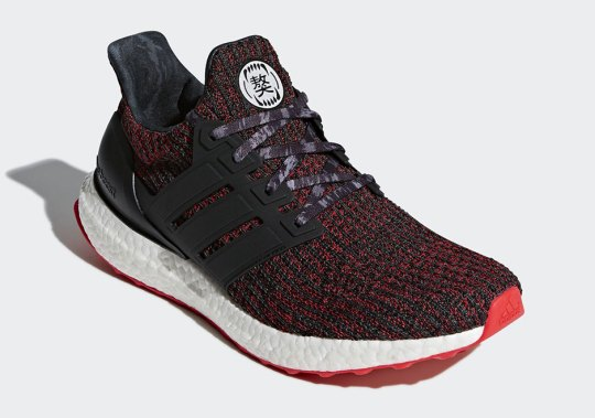 adidas Ultra Boost 4.0 Chinese New Year Releasing In Early 2018