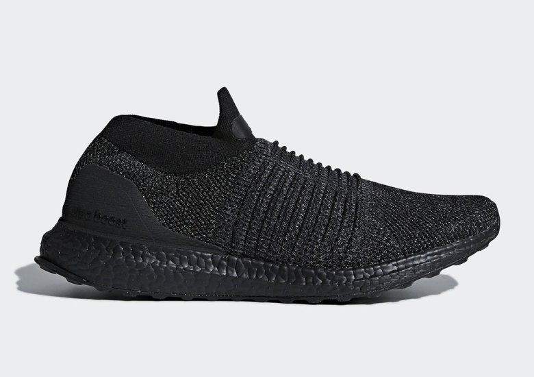 e90d3f6ce32ab adidas Ultra BOOST Laceless Triple Black Coming In January ...