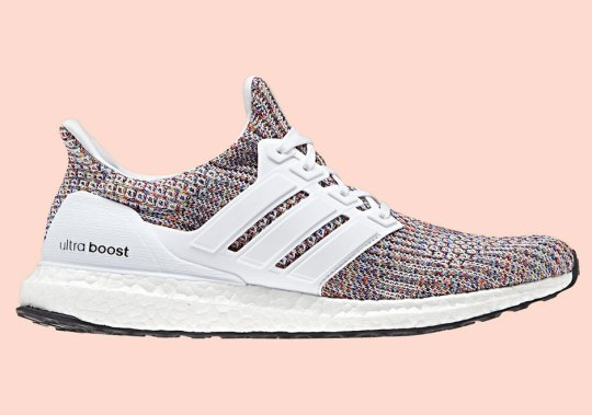 "adidas Ultra Boost 4.0 ""Multi-Color"" Coming In late 2018"