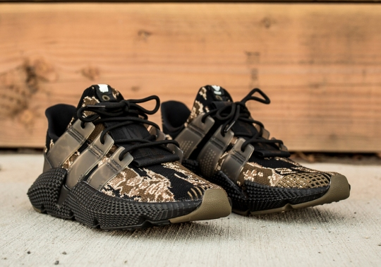 The UNDFTD x adidas Prophere Releases Tomorrow At Consortium Retailers