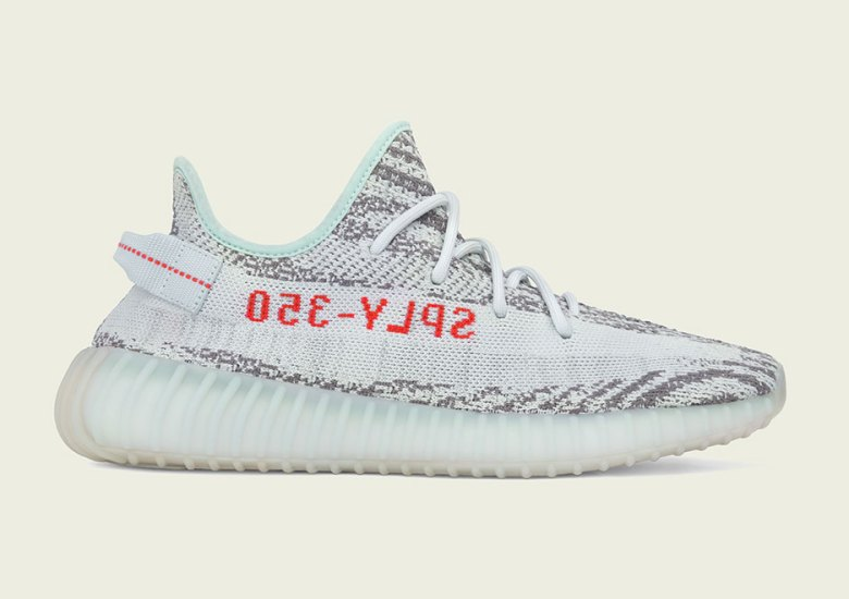 91f2bab92 adidas Yeezy Boost 350 v2 Blue Tint Official Store List + Where To ...
