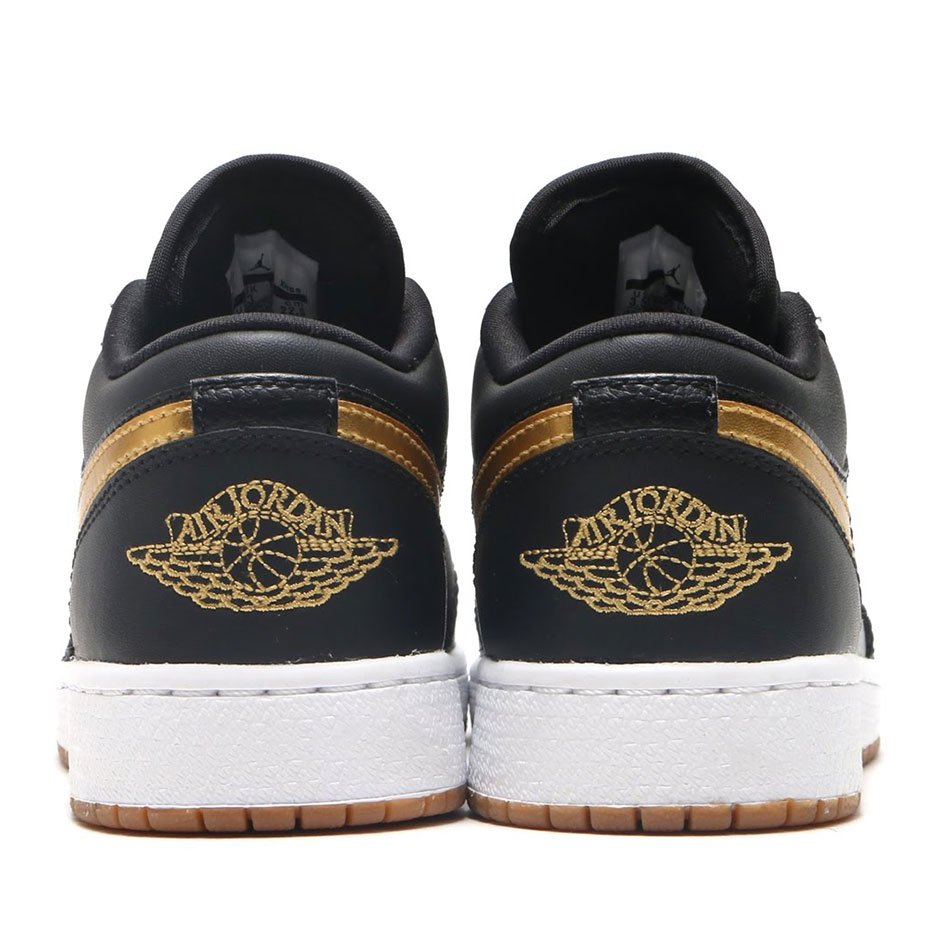 ca1d8bf5ddc Air Jordan 1 Gold and Gum Pack For Kids Available Now + Photos ...