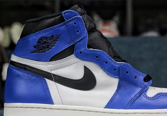 "Air Jordan 1 Retro High OG ""Game Royal"" Coming February 2018"