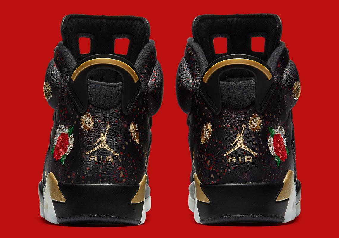 5aac3eb4610ab6 Air Jordan 6 Chinese New Year Releasing In Adult And Kids Sizes + ...